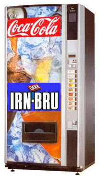 Fee Vending Machine
